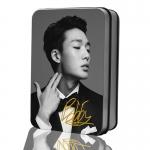 โพราลอยด์ 30แผ่น + กล่องเหล็ก ikon Bobby wkorea