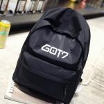 กระเป๋าเป้ GOT7 สีดำ