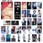 LOMO CARD GOT7 Never ever Jaebum 30รูป
