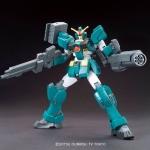 HGBF 1/144 042 Gundam Leopard da Vinci