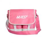 กระเป๋าสะพาย NU'EST สีชมพู