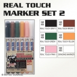 GMS113 Real Touch Marker Set 2
