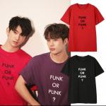 เสื้อยืด FUNK OR PUNK ? Jackson Jinyoung GOT7 Style -ระบุสี ไซส์-