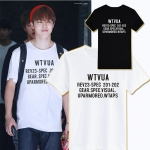 เสื้อยืด BTS JIMIN Style (ระบุสี ไซส์)