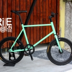 VENTUS Mini Fixed Gear - Green Bianchi / Black