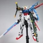 RG 1/144 Aile/Launch/Sword Strike - Perfect Strike Set