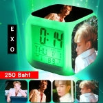 นาฬิกา LED CHEN EXO KOKOBOP