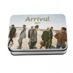 LOMO CARD +กล่องเหล็ก GOT7 FLIGHT LOG: ARRIVAL 30 แผ่น
