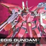 HGSEED 1/144 R05 Aegis Gundam