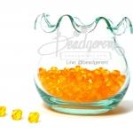 คริสตัลพลาสติก 6มิล สีส้ม (500 กรัม)