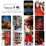 สติ๊กเกอร์การ์ด Red Velvet Peek-A-Boo