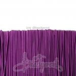 ยางยืด เส้นกลม 1มม. สีม่วงชมพู (144 หลา)
