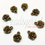 จี้สนิม ลายดอกไม้ (500 กรัม)