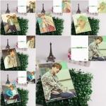 สมุดโน๊ต BTS - In the Mood for Love pt.2 ( ระบุเมมเบอร์ )