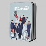 LOMO CARD +กล่องเหล็ก BTS PUMA