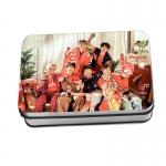 LOMO CARD + กล่องเหล็ก BTS Coca-Cola coke 40รูป