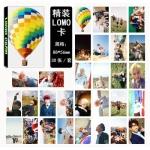 การ์ดเซ็ต LOMO BTS Young Forever 30 แผ่น