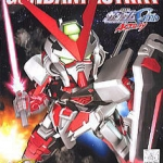 BB 248 Gundam Astray Red Frame