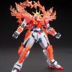 HGBF 1/144 028 Try Burning Gundam
