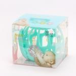 MAMMA BALL - ม่าม๊าบอล ลูกบอลจับขวดนมเสริมพัฒนาการ (สีเขียวมินท์)