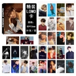 LOMO CARD GOT7 7 FOR 7 JACKSON
