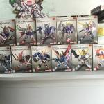 SD Gundam EX- Standard SET 001-011