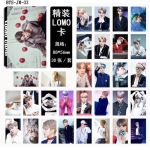 LOMO CARD BTS WINGS JIMIN 30รูป