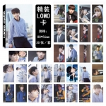 LOMO CARD BTS JUNGKOOK 30รูป