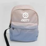 กระเป๋าเป้ GOT7 สีพาสเทล แบบB