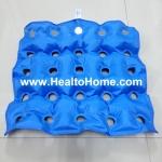 BS01 เบาะลมรองนั่งกันน้ำ แบบรู สีฟ้า (ส่งฟรี)