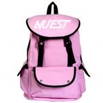 กระเป๋าเป้ NU'EST สีชมพู