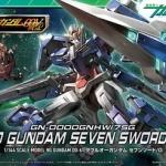 HG00 1/144 61 OO Gundam Seven Sword/G