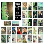 การ์ดเซ็ต LOMO BTS - In the Mood for Love pt.2 30 แผ่น