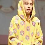 เสื้อโดนัท MARK GOT7 JUST RIGHT MV