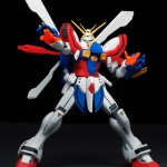 MG 1/100 GF13-017NJ II God Gundam