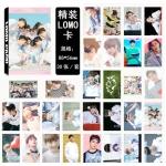 การ์ดเซ๊ต LOMO SEVENTEEN LOVE&LETTER