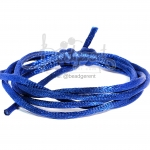เชือกหางหนู 2มม. สีน้ำเงิน (1 หลา)