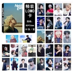 LOMO CARD GOT7 BAMBAM