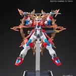 HGBF 1/144 043 Kamiki Burning Gundam