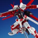 HGSEED 1/144 58 Gundam Astray Red Frame (Flight Unit)