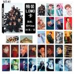 LOMO CARD NCT 18คน 30รูป