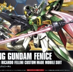 HGBF 1/144 006 Wing Gundam Fenice