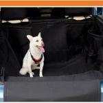 เสื่อกันเปื้อนเอสยูวีสำหรับปูรองสุนัขในรถแบบกันน้ำ
