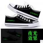 รองเท้าผ้าใบเรืองแสง Girls' Generation