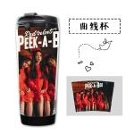 ขวดน้ำ Red Velvet Peek-A-Boo