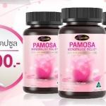 อาหารเสริม AuswellLife Pamosa menopause relief 3 กระปุก 180 แคปซูล