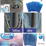 SANI STICK!! เอนไซม์ทำความสะอาดและกำจัดกลิ่นท่อน้ำ