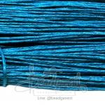 เชือกคอตตอน 1.5มม. สีฟ้าเข้ม (90 หลา)