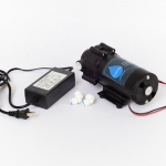 ปั๊มแรงดันต่ำ ขนาด 300 แถมฟรี Adaptor + ข้อต่อข้างปั๊ม