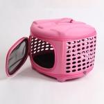 กระเป๋าเดินทางตระกร้าใส่หมาแมว สำหรับเดินทางท่องเที่ยว